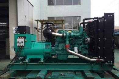 佛山展耀24小时提供南海发电机租赁服务