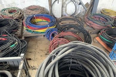出租国标铜芯电缆线